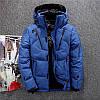 Мужской зимний пуховик куртка JEEP. 4 цвета! Размеры 44-50