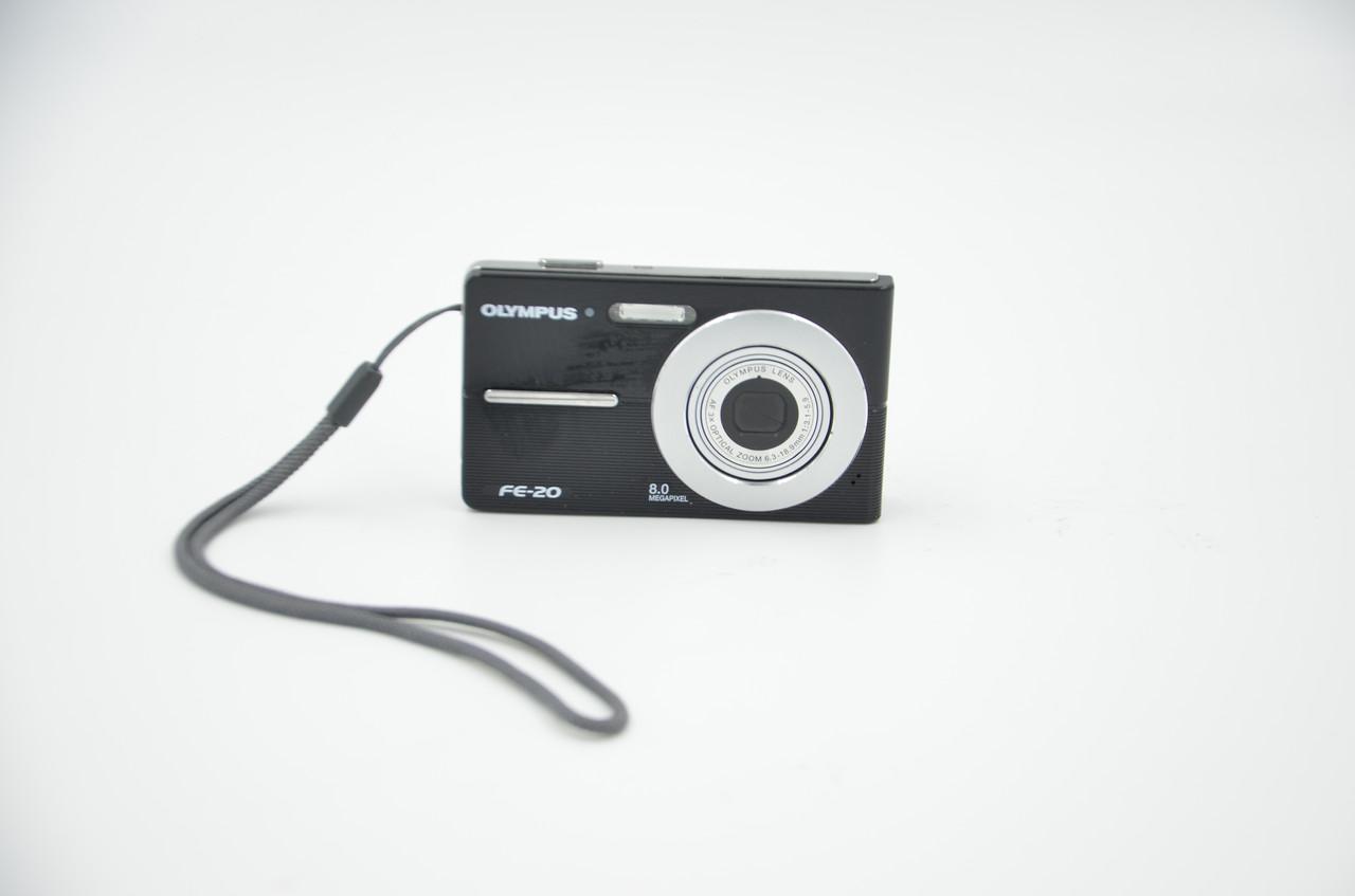Фотоаппарат Olympus FE-20 Black