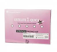 Estelite Sigma Quick (Эстелайт сигма квик), набор 6 шприцов, фотополимерный материал, Tokuyama Dental