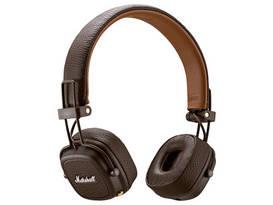 Наушники с микрофоном Marshall Major III Bluetooth Brown (4092187)