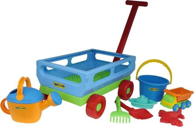 Игрушки для песочницы и игр на улице
