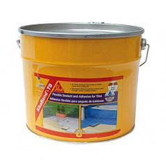 Клей-гідроізоляція для плитки Sika SikaBond-T8 10 л