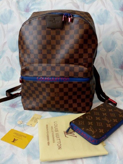 Рюкзак Louis Vuitton ручная кладь (реплика Луи Витон) LV Vintage
