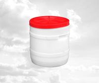 Бочка пластиковая пищевая 20 литров, фото 1