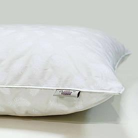 Подушка Вилюта 70x70 - Soft пуховая тик