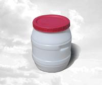 Бочка пищевая 40 литров, фото 1