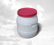Бочка пищевая 40 литров