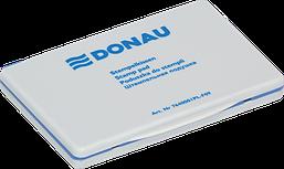Подушка штемпельная Donau 105 х 66 мм