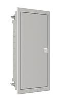 Модульный щиток, 60 модулей, 5 рядов, IP40, PMF 60, стальная дверца