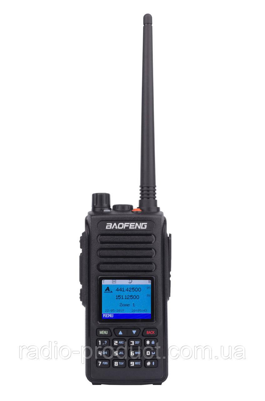 Цифровая Рация DMR Baofeng DM-1702  с GPS