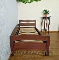 """Односпальная кровать из натурального дерева от производителя """"Марта"""", фото 2"""