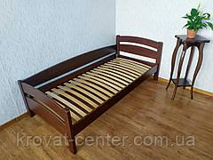 """Деревянная односпальная кровать из натурального дерева от производителя """"Марта"""", фото 2"""