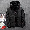 Мужская зимняя куртка пуховик JEEP. 4 цвета! Размеры 46 - 52