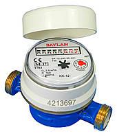 Счетчик холодной воды BAYLAN KK-12 R100 Ду15