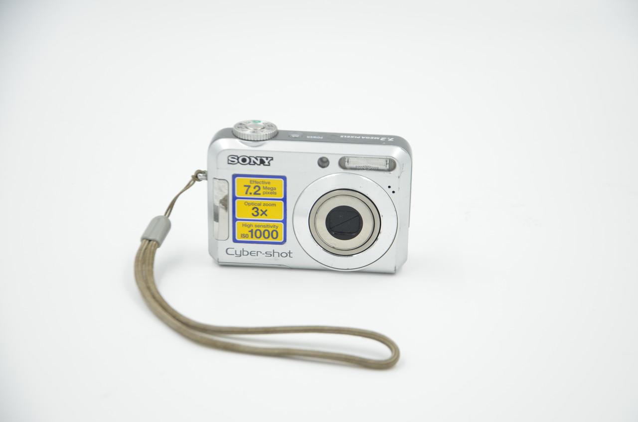 Фотоаппарат Sony Cyber-shot DSC-W650