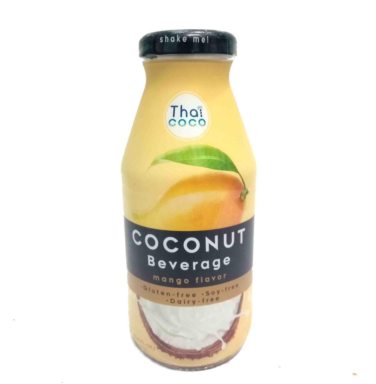 Напій кокосовий Thai coco