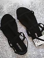 Женские сандалии босоножки H&M Devided, черные, в наличии , в наличии 36 37 38 39 40 41