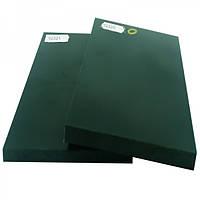 Накладки Микарта для рукоятки ножа № 92320 Цвет: мурена тканевая текстура 8,2х80х130 мм, фото 1