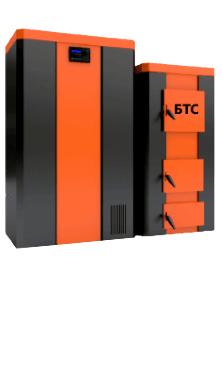 Пелетні котли БТС від 15 до 250 кВт