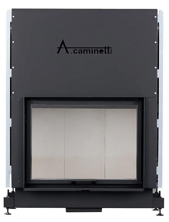 Каминная топка  A.CAMINETTI FLAT 75X60
