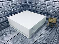 *10 шт* / Коробка для 9-ти кексов / 250х250х90 мм / Белая / б.о.