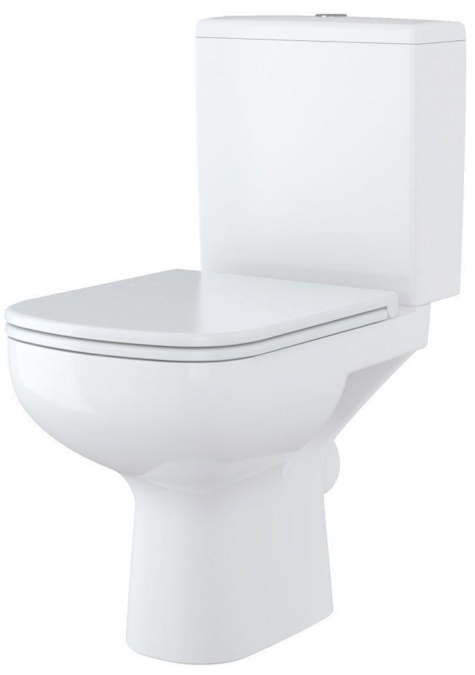 Компакт CersanitCOLOUR NEW CLEAN ON 573 011 3/5 без крышки