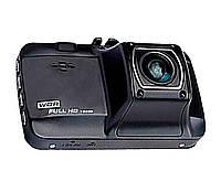Видеорегистратор авомобильный DVR D 101 6001 Full HD, Автовидеорегистратор с экраном, Регистратор в машину