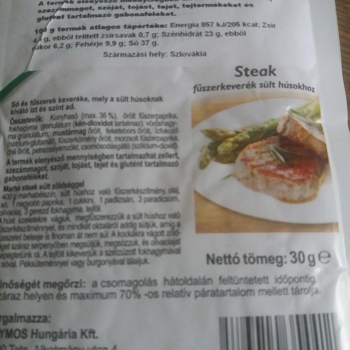 """Венгерские специи для изумительного стейка """"Marco Polo"""" 30g"""
