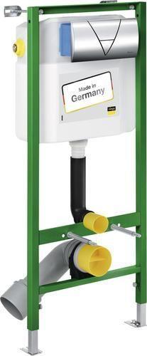 Модуль-бачок Еco Standart 673192 для унитаза 1130х490 фронтальный комплект хром кнопка 406912