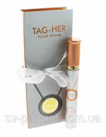 Парфюмированная вода женская Tag-Her 10ml