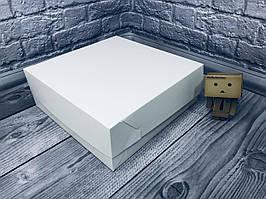 *10 шт* / Коробка / 250х250х90 мм / Белая / б.о. / для торта