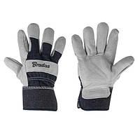 Защитные кожаные перчатки, IRON BULL