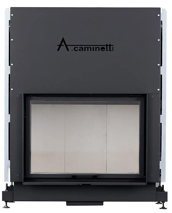 Каминная топка A.CAMINETTI FLAT 90X50 (2020)