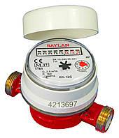 Счетчик горячей воды BAYLAN KK-12S R100 Ду15