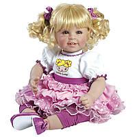 """Лялька Реборн дівчинка Adora Toddler Little Lovey """" Маленька Любов"""" 51 см. (20016012) (B01AZAKVJO)"""