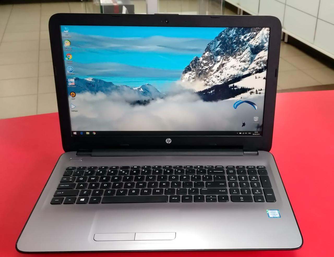 "Ноутбук HP 250 G5 15.6"" Intel Core i5 2.3 GHz 4 GB RAM 240 GB SSD Silver Б/У"