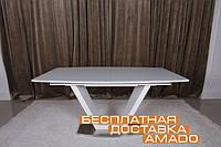 Стол обеденный DETROIT (160/220*90*76cmH)