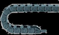 Кабелеукладчик (гибкий кабель канал, кабельная цепь) купить Украина 15*15 мм
