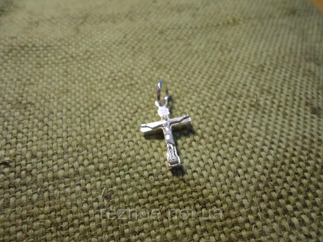 Годеновский крестик серебро