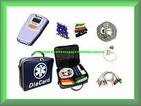 Комплект для мобильного интернет-телемониторинга Paramedic / Monitor / Holter
