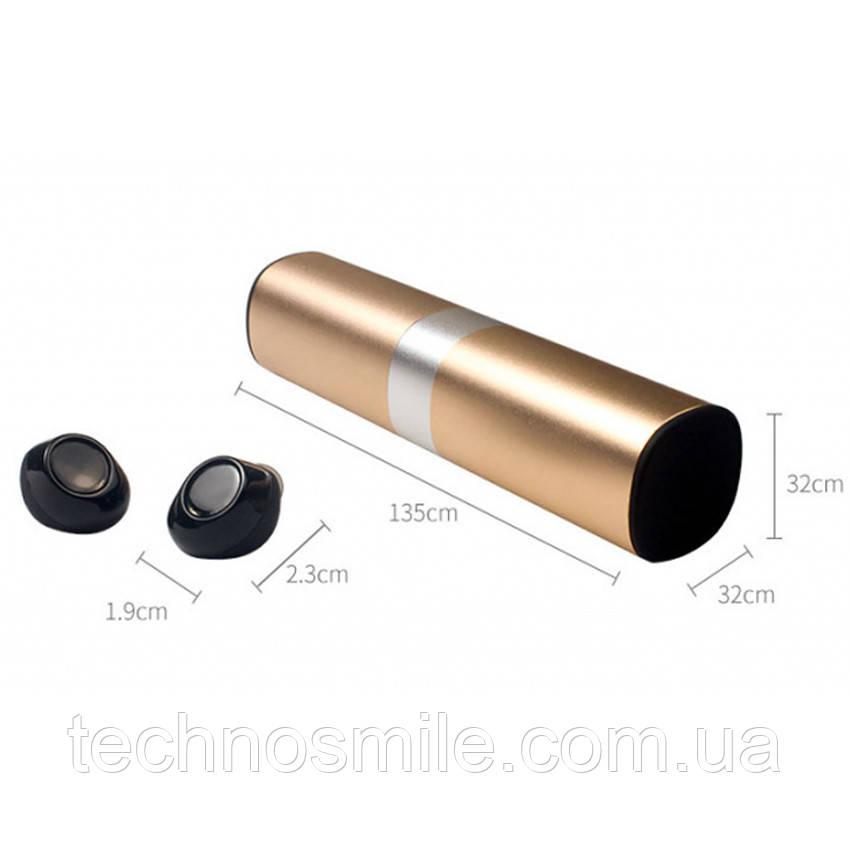 Беспроводные наушники S2 наушники беспроводные Gold