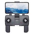 Квадрокоптер SJ Z5 GPS 5G камера Full HD 1080p дальність 600m Чорний, фото 6