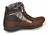 Ботинки подростковые из натуральной кожи от производителя модель МАК915, фото 2