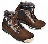 Ботинки подростковые из натуральной кожи от производителя модель МАК915, фото 3