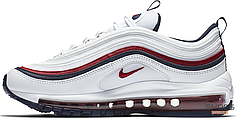 Женские кроссовки Nike Air Max 97 Red Crush 921733-102, Найк Аир Макс 97
