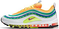 Женские кроссовки Nike Air Max 97 London Summer of Love CI1504-100, Найк Аир Макс 97