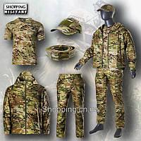 Комплект тактический мультикам Stalker Twill МТР Camo-tec