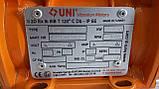 Майданчиковий вібратор EVM 50/3 (220/380В) КИМ-Р (UNI) Туреччина, фото 2