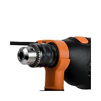 Дрель ударная 600Вт, 0-3000об/мин,1.5-13мм, датчик износа щеток, фото 7