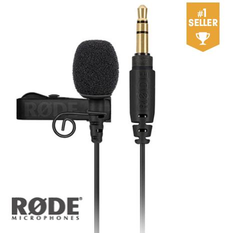 Петличный микрофон Rode Lavalier GO для систем Wireless GO (LAVGO)